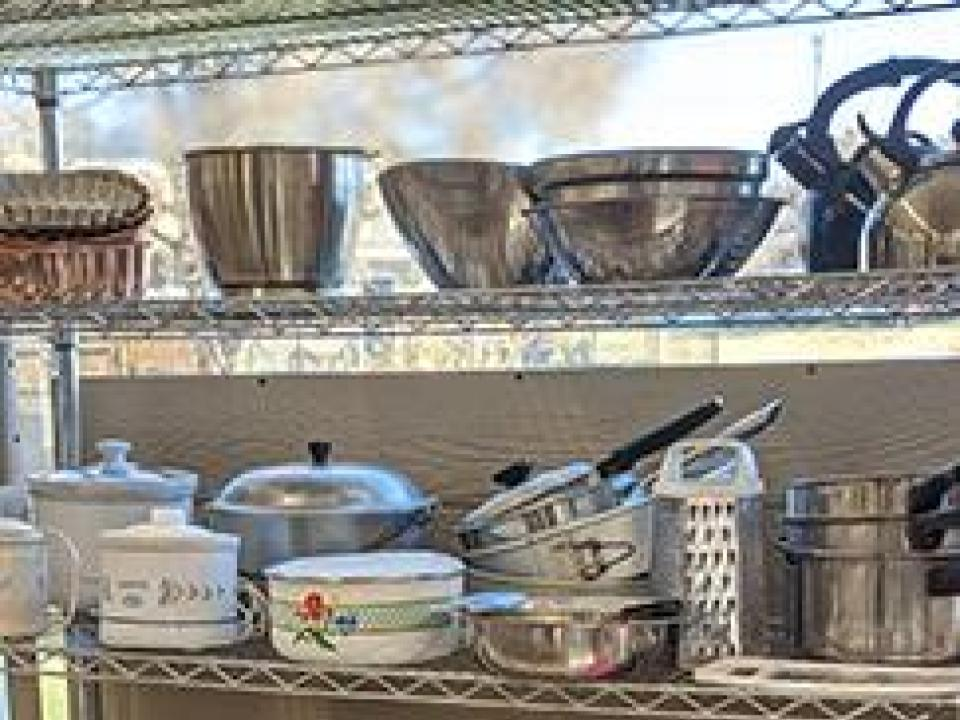 Pots, Pans, Grills, and more