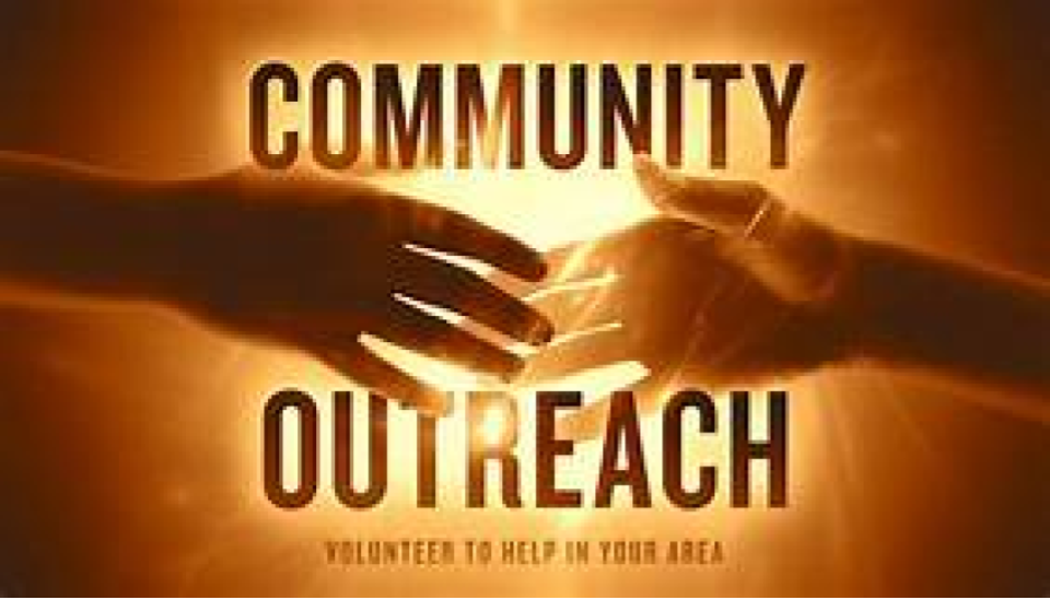 G1NBC OUTREACH SERVING THE LOCAL COMMUNITIES